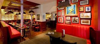 Cafe Rouge Menu